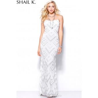 Stylish en Fashionable! Avondjurk maat 38