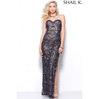 Feestelijke jurk. Maat 36