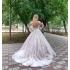 Bruidsjurk met mouwen Isabella. Maat 36